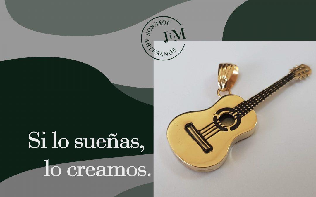 Colgante Guitarra